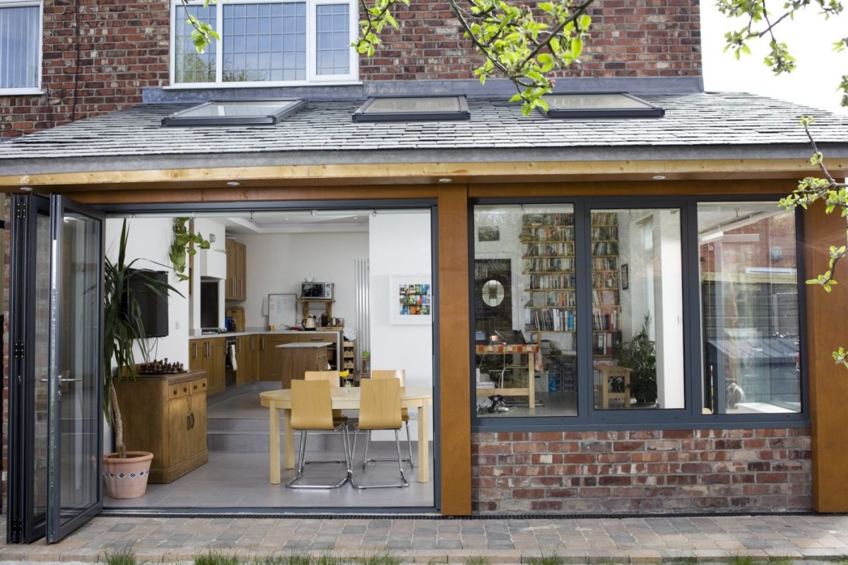 extension planning is vital for building work such as this